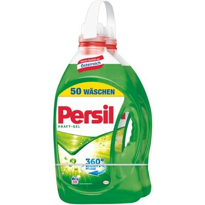 Persil Duo Gel Kraft 2 x 50 MB