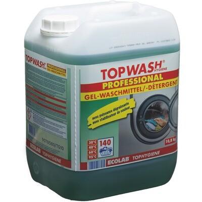Topwash Professional Gel Waschmittel Color 10,8 kg