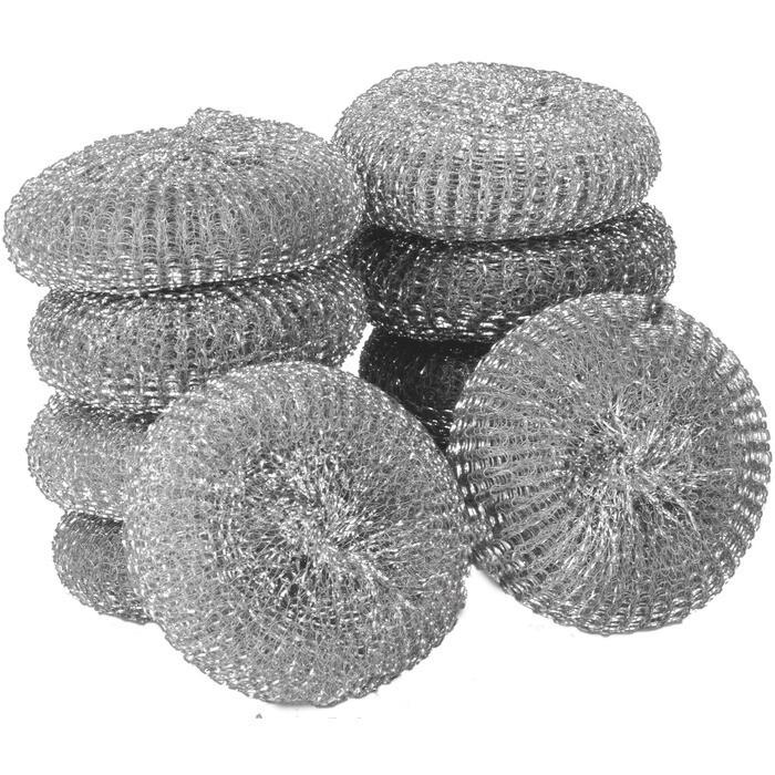 Grosspackung Drahtwaschel 60 g, 10 Stk.