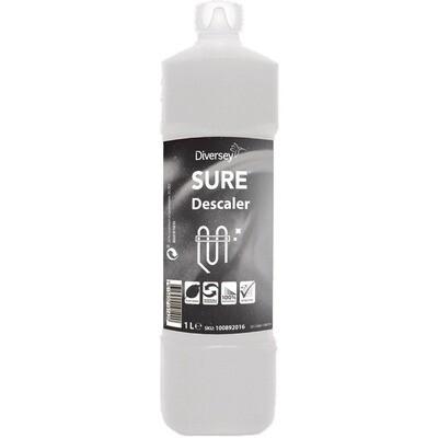 Grosspackung Sure Descaler Biologischer Reiniger 6 x 1l = 6 Liter