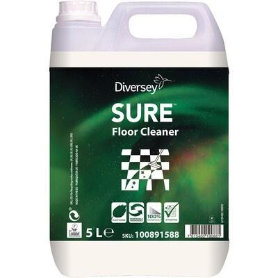 Grosspackung Sure Floor Cleaner Biologischer Reiniger 5 Liter