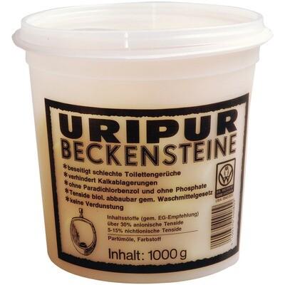 Grosspackung Uripur Beckenstein 1 kg