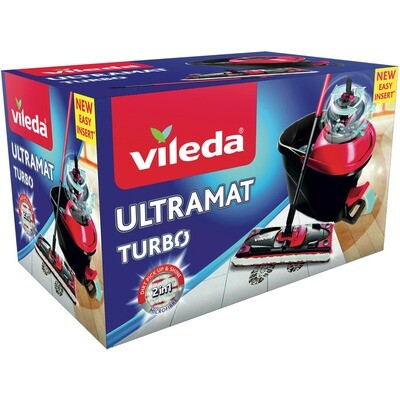 Vileda Ultramat Turbo Set