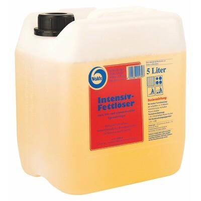 Grosspackung Walde Intensiv Fettlöser 5 Liter