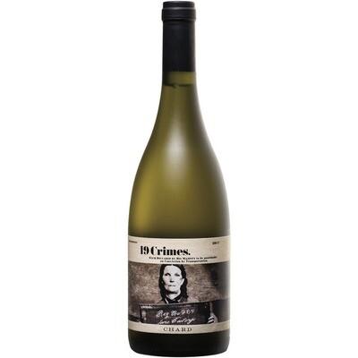 Grosspackung Weisswein 19 Crimes Chardonnay Australien 6 x 0,75 l = 4,5 Liter