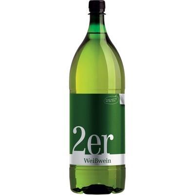 Grosspackung 2er Weisswein aus der EU 6 x 2 l = 12 Liter