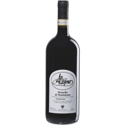 Grosspackung Rotwein Altesino Brunello di Montalcino DOCG 2013 Toskana 6 x 1,5 l = 9 Liter