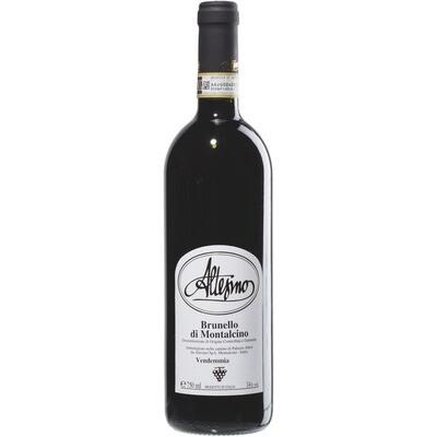 Grosspackung Rotwein Altesino Brunello Montalcino 2013 Toskana 6 x 0,75l = 4,5 Liter
