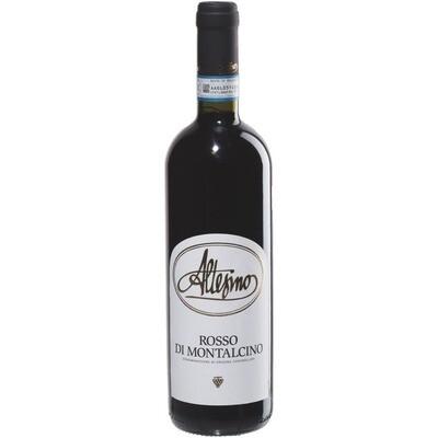 Grosspackung Rotwein Altesino Rosso di Montalcino DOC 2016 Toskana 6 x 0,75l = 4,5 Liter