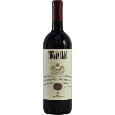 Grosspackung Rotwein Antinori Tignanello 2017 Toskana 6 x 0,75l = 4,5 Liter