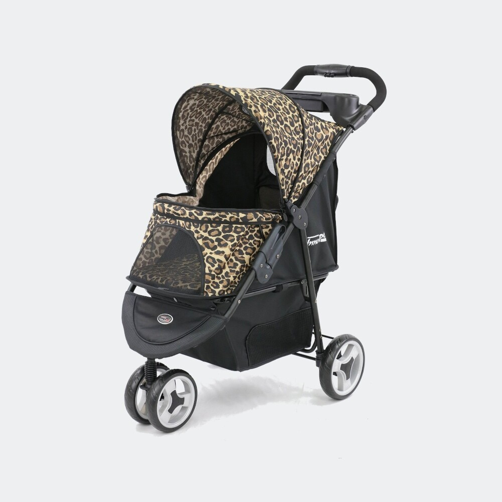 "Outlet: Innopet Hundebuggy Modell ""Allure"" - Design: ""Cheetah"""