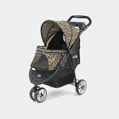 "Outlet: Innopet Hundebuggy Modell ""Allure"" - Design: ""Cheetah"""