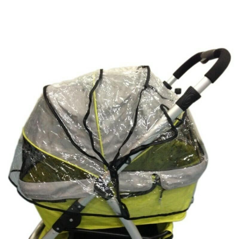 InnoPet® Regenschutz Retro Shop