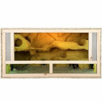 Repiterra Holz Terrarium Mit Frontbelüftung 100x50x50cm -