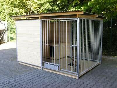SAUERLAND Hundezwinger 1 seitig ganz, 2 halb geschlossen, Sonderserie