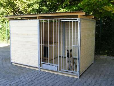 SAUERLAND Hundezwinger 3,5 seitig geschlossen, Sonderserie