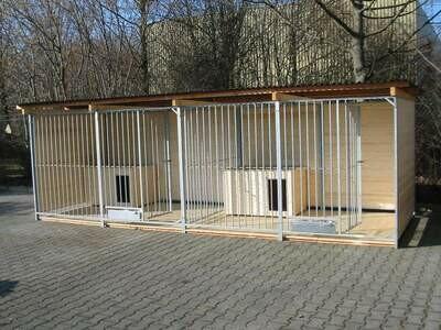 SAUERLAND Doppelzwinger 3 seitig geschlossen, Sonderserie