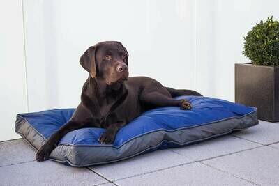 Hunde-Outdoorkissen 105 x 67 cm, wasserdicht und robust
