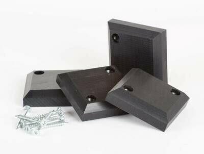 SAUERLAND Kunststoff-Abstandhalter zum Schutz der Unterkonstruktion