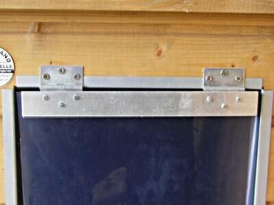 SAUERLAND Pendelklappe für Holz-Hundehütten