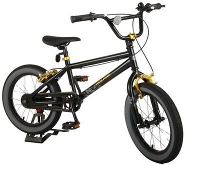 BMX Fahrrad / Velo Volare Cool Rider 16 Zoll 25,4 cm Jungen V-Brake Schwarz