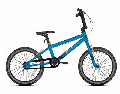 BMX Fahrrad / Velo Volare Cool Rider 16 Zoll 25,4 cm Jungen V-Bremse Blau