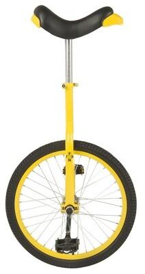 Fun Einrad 20 Zoll 46 cm Unisex gelb