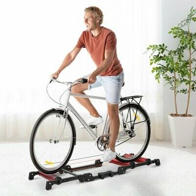 HOMCOM® Rollentrainer Fahrradtrainer 650C 700C 26-29