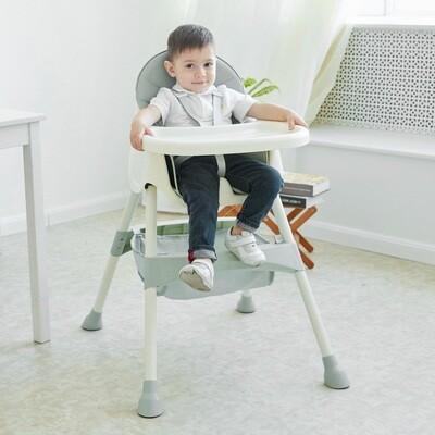 Baby Vivo Design 2in1 Kinderhochstuhl - Oscar Türkis