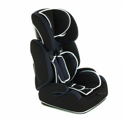 Baby Vivo Kindersitz / Autositz TOM von 9-36 kg für Gruppe 1+2+3 in Blau/Schwarz