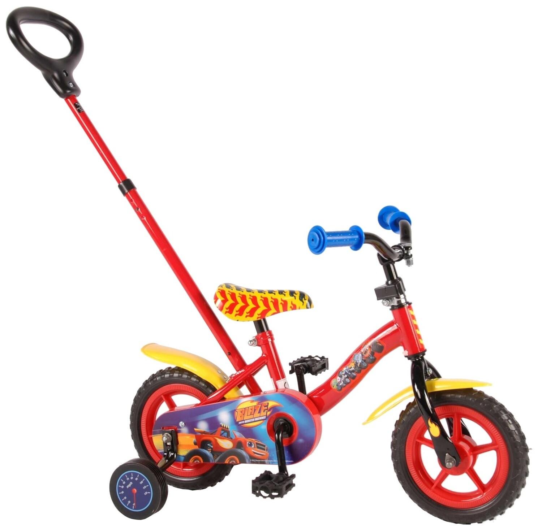 Kinder-Fahrrad Velo Volare Blaze 10 Zoll 18 cm Jungen Rot