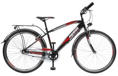 Kinder-Fahrrad Velo Wings Maxx 20 Zoll Jungen Felgenbremse Schwarz