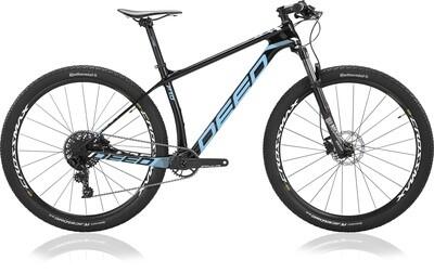 Fahrrad Velo Mountainbike Deed Vector Pro 293 29 Zoll Herren 11G Hydraulisch Scheibenbremse Blau/Schwarz