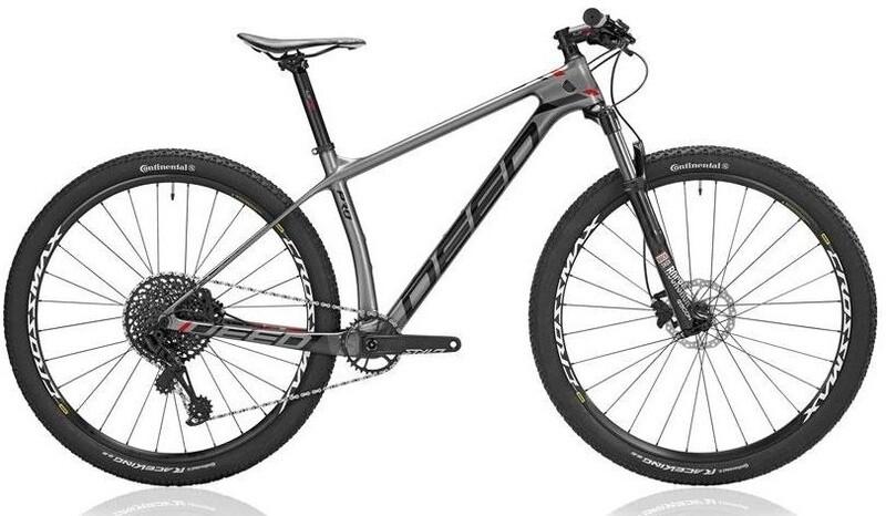 Fahrrad Velo Mountainbike Deed Vector Pro 292 29 Zoll Herren 12G Hydraulisch Scheibenbremse Grau