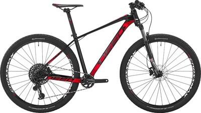 Fahrrad Velo Mountainbike Deed Vector 292 29 Zoll Herren 12G Hydraulisch Scheibenbremse Schwarz/Rot
