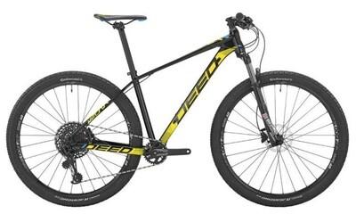 Fahrrad Velo Mountainbike Deed Vector 291 29 Zoll Herren 12G Hydraulisch Scheibenbremse Schwarz/Gelb