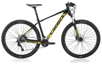 Fahrrad Velo Mountainbike Deed Vector 295 29 Zoll Herren 10G Hydraulisch Scheibenbremse Schwarz/Gelb