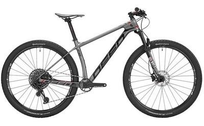 Fahrrad Velo Mountainbike Deed Vector Pro 291 29 Zoll Herren 12G Hydraulisch Scheibenbremse Grau