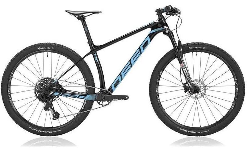 Fahrrad Velo Mountainbike Deed Vector Pro 291 29 Zoll Herren 12G Hydraulisch Scheibenbremse Blau