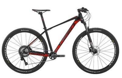 Fahrrad Velo Mountainbike Deed Vector 295 29 Zoll Herren 10G Hydraulisch Scheibenbremse Schwarz/Rot