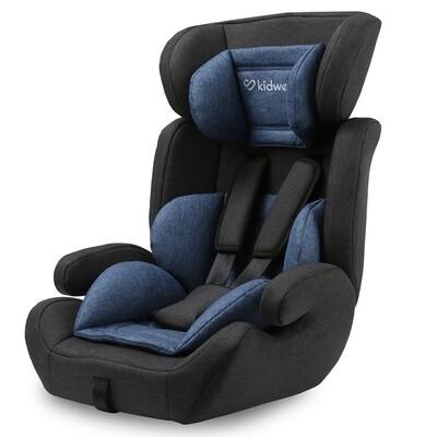 Kindersitz Kidwell Autositz Mavi Gruppe 1 - 3 schwarz/blau