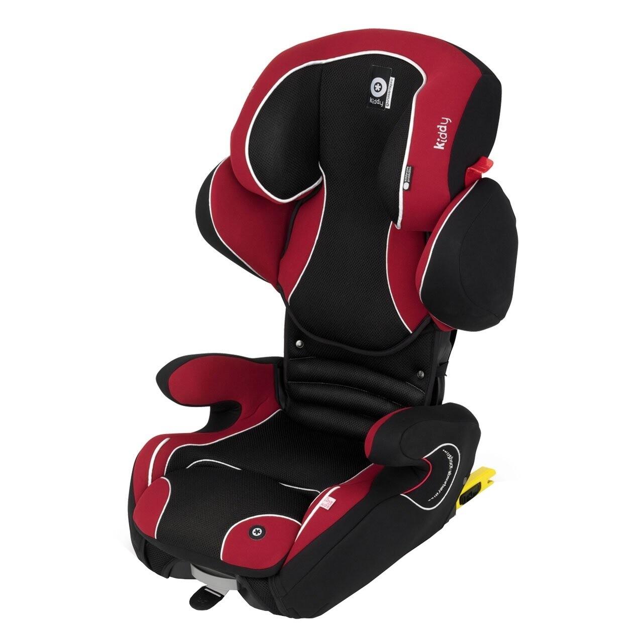 Kiddy Kindersitz / Autositz Cruiserfix Pro rot