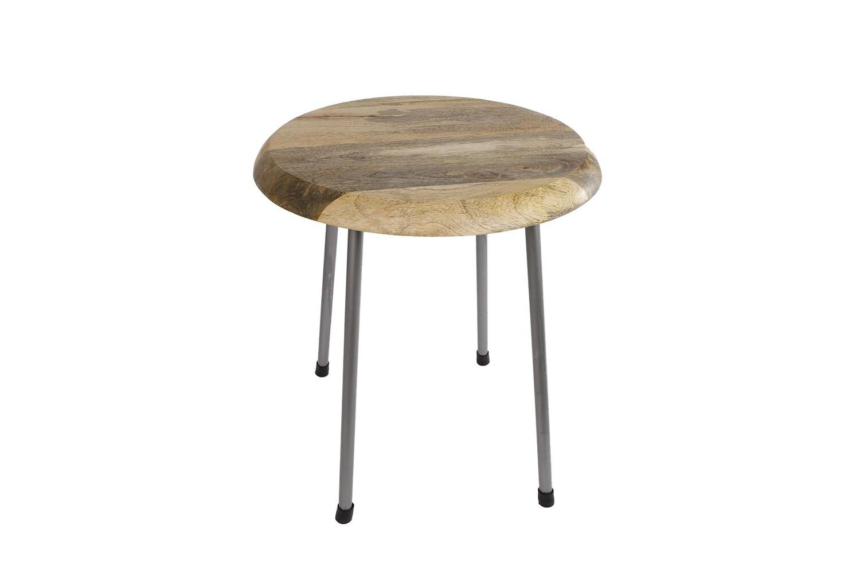Van Manen Tisch Edgar 38 x 38 x 40 cm holzbraun