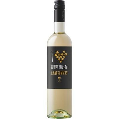 Weisswein I Love Heideboden Chardonnay Neusiedlersee 6 x 0,75 l = 4,5 Liter