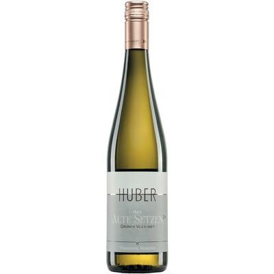 Weisswein Huber Grüner Veltliner Traisental DAC Reserve Alte Setzen 2019 Traisental 6 x 0,75 l = 4,5 Liter