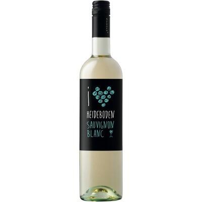 Weisswein I Love Heideboden Sauvignon Blanc Neusiedlersee 6 x 0,75 l = 4,5 Liter