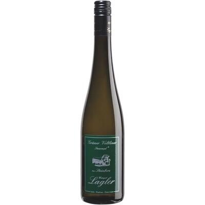 Weisswein Lagler Grüner Veltliner Smaragd Steinporz 2018 Wachau 6 x 0,75l = 4,5 Liter