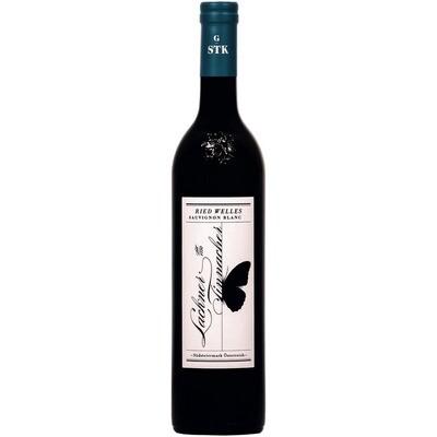 Weisswein Lackner Tinnacher Sauvignon Blanc Welles 2018 Südsteiermark 6 x 0,75l = 4,5 Liter