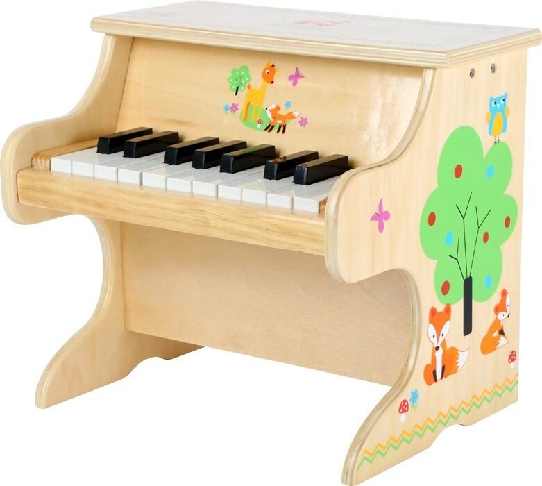 Small Foot Mini- Klavier/Piano aus Holz, 33cm
