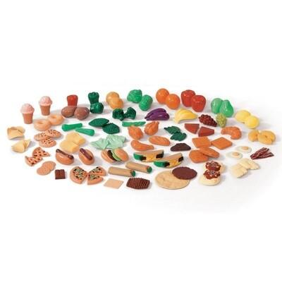 Step2 Spielzeug Lebensmittel aus Kunststoff 101-teilig